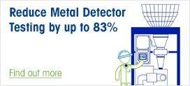 Reduce Metal Detector Testing