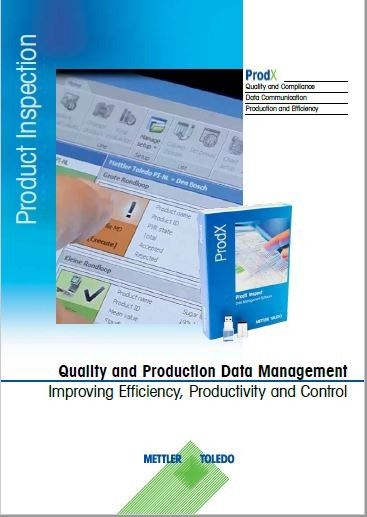 ProdX Data Management Software Brochure