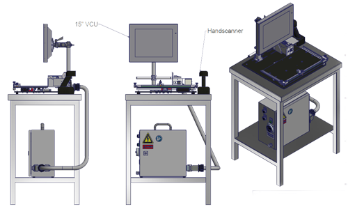 Manual Serialization Station