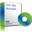 PCE Site Manager