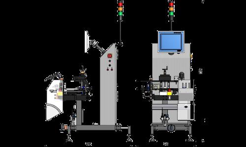 Datamatrix Station XMV
