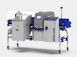 Metal Detection for Industrial Food & Pharma Processing