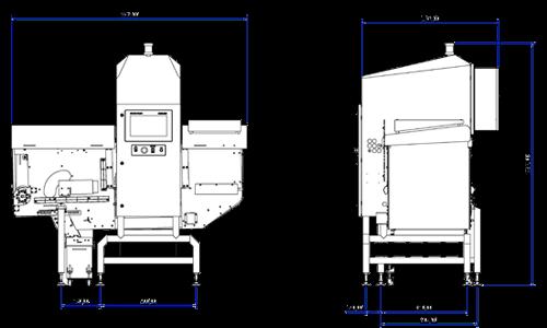 X36 벌크 X-ray 검사 시스템
