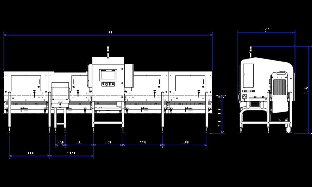 Système à rayonsX X3730
