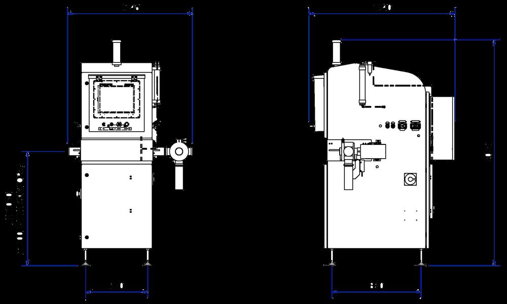 Röntgensystemet X38