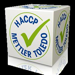 HACCP-konforme Produktinspektion