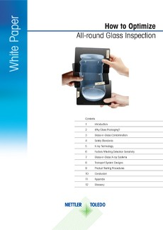 White paper: How to optimize all-round glass inspection