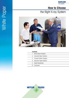 Cómo elegir el sistema de inspección por rayos-x adecuado