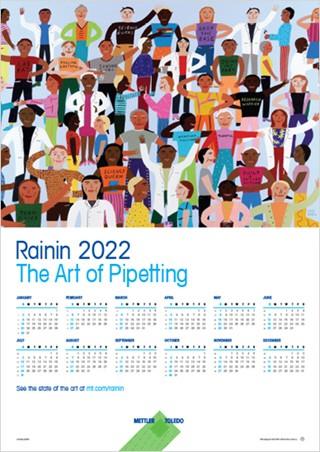 Rainin 2022 Calendar