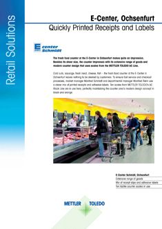 Case Study zum E-Center