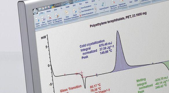 Sichere thermische Analysedaten: STARe