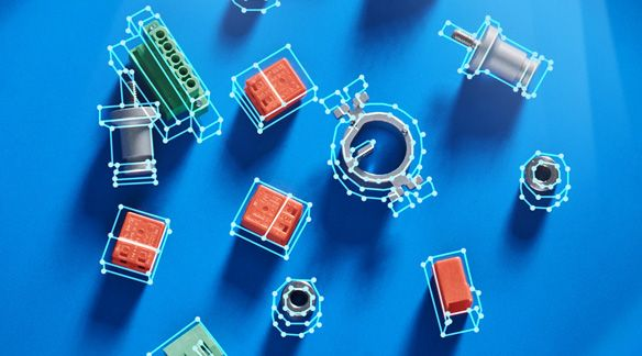 Maschinelles Lernen mit InVision™