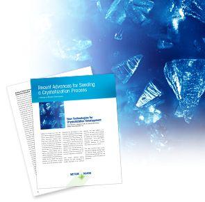 la siembra de un proceso de cristalización