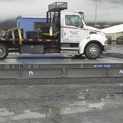 Plataformas de pesaje portátiles