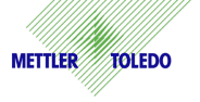 BC PS Scales Accessories Displays - METTLER TOLEDO