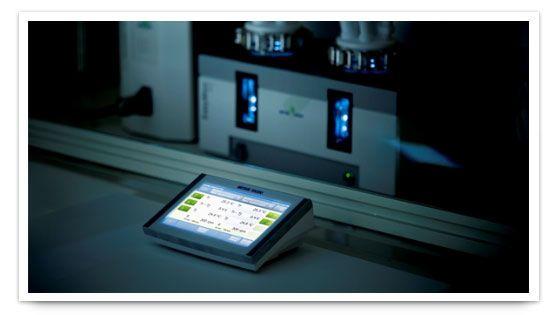 Réacteurs de synthèse chimique destinés aux études de plans d'expérimentation