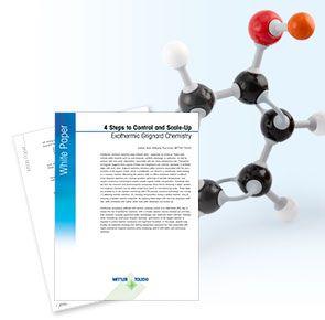 Livre blanc gratuit sur la sécurité lors de l'extrapolation de réactions de Grignard hautement exothermiques