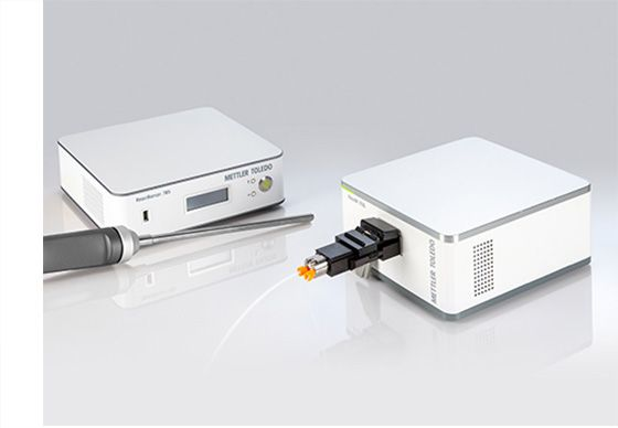 Spectrometers for Chemical Synthesis