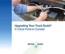 Stop Settling for More of the Same - Upgrade Your Truck Scale Today