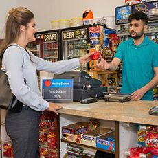 Convenience Store Weighing