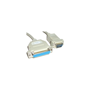 Cable RS9-RS25 (M/W) 2m