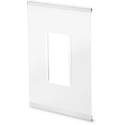 Door right draft shield LV12 XPR-Ana