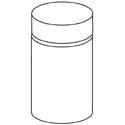 Acc. Plastic sample bottle 50ml