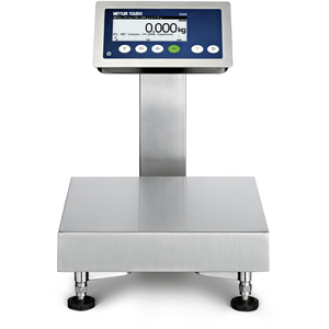 Bench Scale ICS429g A15 Overview METTLER TOLEDO