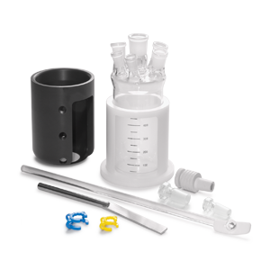 500 mL OptiMax One-Piece Glass Reactor Set