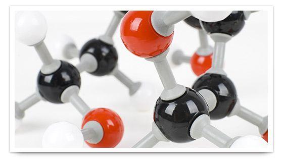 Moleküle für die Raman- oder FTIR-Spektroskopie