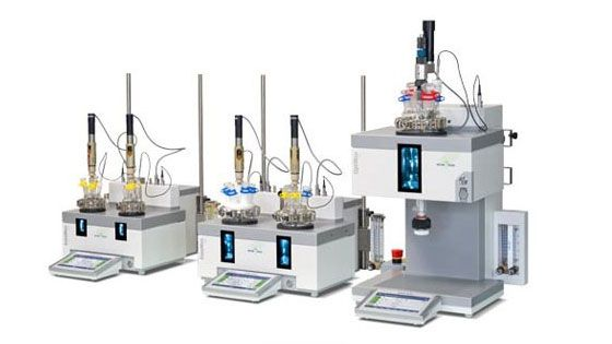 Reactores para las reacciones de polimerización