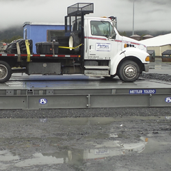 Ponts-bascules transportables