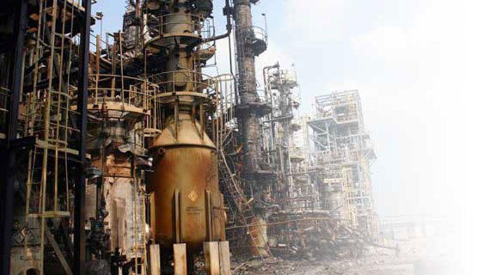 Explosões em Processos Químicos