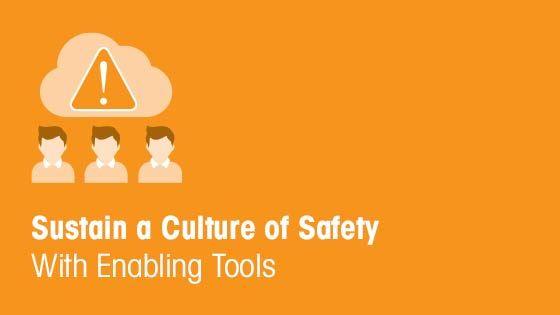 동영상을 시청하고 안전 문화 유지에 대해 자세히 알아보십시오.