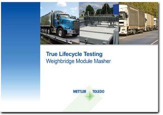 Fysieke levenscyclustesten: Weegbrug Module Masher