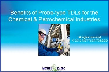 Benefits of Probe-type TDLs for the Chemical & Petrochemical Industries