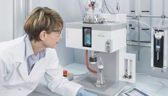 OptiMax Chemical Synthesis Reactor