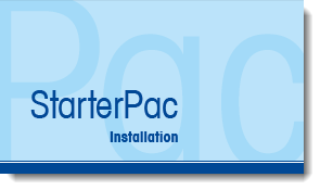 StarterPac – Ready in no Time