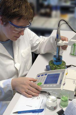 Современные лабораторные pH-метры необыкновенно удобны и просты в работе