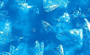 kristallisation och kristallisering