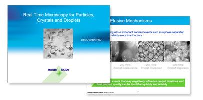 Traditional Offline Microscopy