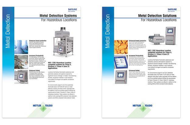 Metal Detection Solutions For Hazardous Locations